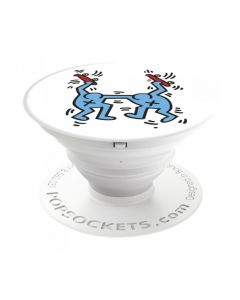 Suport Popsockets Stand Adeziv Bros by Keith Haring