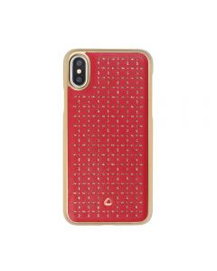 Carcasa iPhone X Occa Spade Red