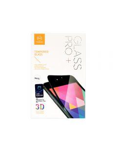 Folie iPhone 7 Plus Mcdodo Sticla Soft Edge 3D Anti-BlueRay Full Cover White 9H, securizata antisoc