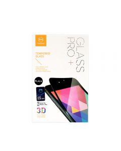 Folie iPhone 7 Plus Mcdodo Sticla Soft 3D Edge Anti-BlueRay Full Cover Black 9H, securizata antisoc