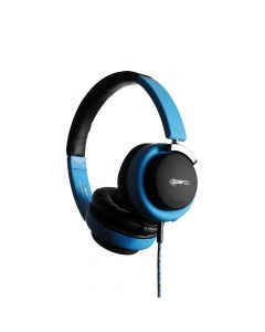 Casti Boompods Hush Blue (active noise cancelling)