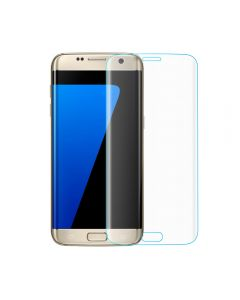 Folie Samsung Galaxy S7 Edge G935 Meleovo Sticla 3D Defense Curved Clear (3D, 9H, oleophobic)