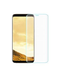 Folie Samsung Galaxy S8 G950 Meleovo Sticla 3D Defense Curved Clear (3D, 9H, oleophobic)