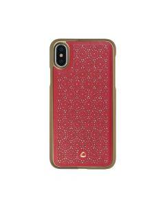 Carcasa iPhone X Occa Ferragamo Red
