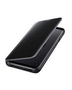 Husa Samsung Galaxy S9 G960 Samsung Book Clear View Standing Black