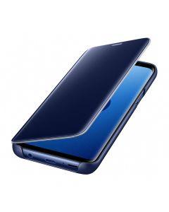 Husa Samsung Galaxy S9 G960 Samsung Book Clear View Standing Blue