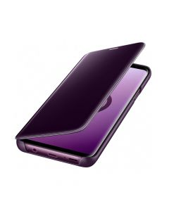 Husa Samsung Galaxy S9 Plus G965 Samsung Book Clear View Standing Purple