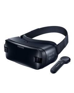 Ochelari Realitate Virtuala Samsung Gear VR 2017 (VR4) Negru cu Controller