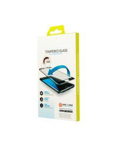 Folie Samsung Galaxy S8 Plus G955 Lemontti Sticla 3D Case Friendly Black (1 fata, 9H)