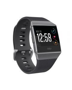 Smartwatch Fitbit Ionic Charcoal Smoke Gray HR, GPS