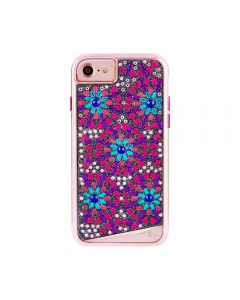 Carcasa iPhone 8 / 7 / 6 Case Mate Brilliance Tough In Brooch