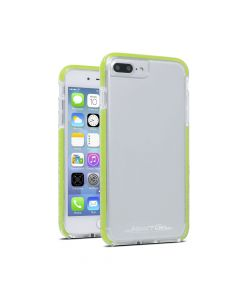 Carcasa iPhone 8 Plus / 7 Plus / 6 Plus Impact Gel Crusader Lite Clear-Green (Xtreme Armour)