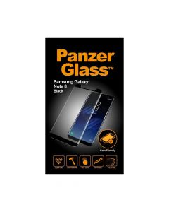 Folie Samsung Galaxy Note 8 PanzerGlass Sticla 3D Case Friendly Black