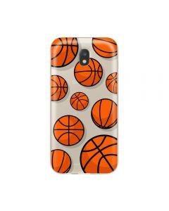 Husa Samsung Galaxy J5 (2017) Lemontti Silicon Art Basketball