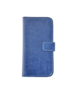Husa Samsung Galaxy S7 Edge G935 Devia Book Fancy Navy