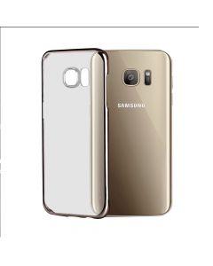 Carcasa Samsung Galaxy S7 Edge G935 Devia Glimmer Silver