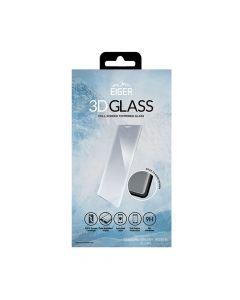 Folie Samsung Galaxy J6 (2018) Eiger Sticla 3D Edge to Edge Clear