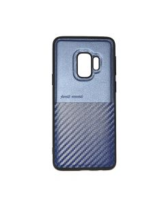 Carcasa Samsung Galaxy S9 G960 Just Must Carbon Mix I Navy