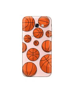 Husa Samsung Galaxy A5 (2017) Lemontti Silicon Art Basketball
