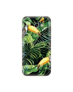 Husa Samsung Galaxy A5 (2017) Lemontti Silicon Art Tropic