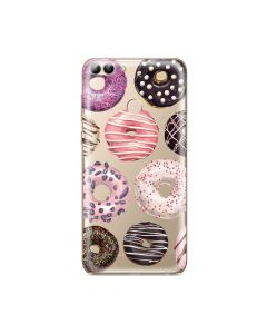 Husa Huawei P Smart Lemontti Silicon Art Donuts