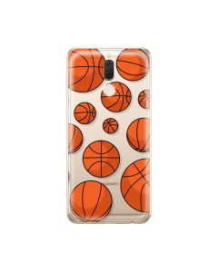 Husa Huawei Mate 10 Lite Lemontti Silicon Art Basketball