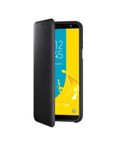 Husa Samsung Galaxy J6 (2018) Samsung Book Wallet Cover Black