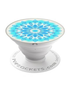 Suport Universal Popsockets Stand Adeziv Blue Ice Star