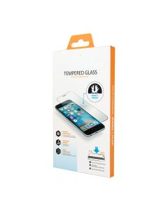 Folie Alcatel U5 3G / 4G Lemontti Sticla Temperata Transparent (1 fata, 9H, 0.33mm)