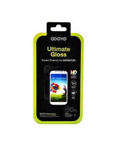 Folie Samsung Galaxy S4 i9500 Odoyo Ultimate Gloss (2 fata)