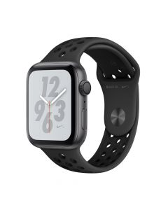 Apple Watch 4 Nike+ GPS Space Gray Aluminium Case 44mm cu Anthracite/Black Nike Sport Band