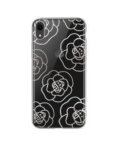Carcasa iPhone XR Devia Camellia Silver