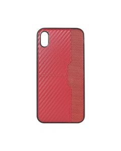 Carcasa iPhone XS Max Meleovo Essential II Red