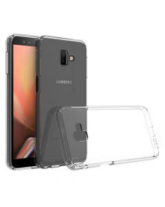 Carcasa Samsung Galaxy J6 Plus Just Must Pure II Clear