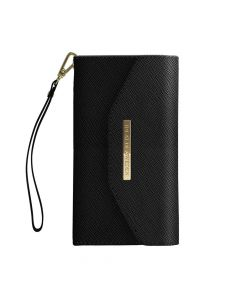 Husa iPhone X / XS iDeal of Sweden Mayfair Clutch Black