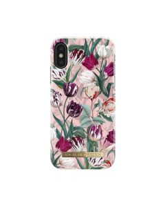Carcasa iPhone X iDeal of Sweden Fashion Vintage Tulips