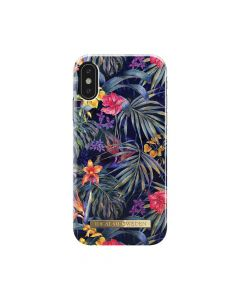 Carcasa iPhone X iDeal of Sweden Fashion Mysterious Jungle