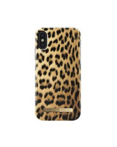 Carcasa iPhone X iDeal of Sweden Fashion Wild Leopard