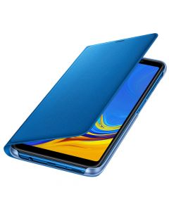 Husa Samsung Galaxy A7 (2018) Samsung Book Wallet Cover Blue