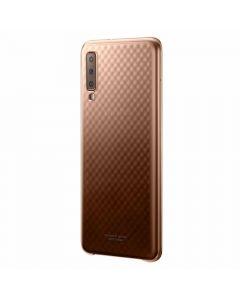 Carcasa Samsung Galaxy A7 (2018) Samsung Gradation Cover Gold