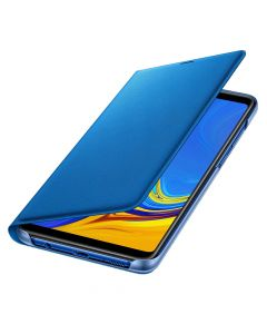 Husa Samsung Galaxy A9 (2018) Samsung Book Wallet Cover Blue
