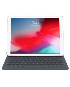 Husa iPad Pro 12.9 inch 2018 Apple Smart Keyboard Folio Charcoal Grey (tastatura in limba romana)