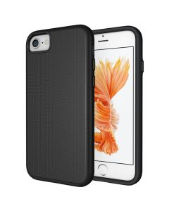 Carcasa iPhone 8 / 7 Eiger North Case Black (shock resistant)