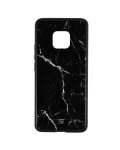 Carcasa Huawei Mate 20 Pro Just Must Glass Print Black Marble