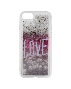 Carcasa iPhone 8 / 7 Lemontti Liquid Sand Love