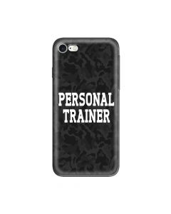 Husa iPhone 8 / 7 Lemontti Silicon Art Personal Trainer