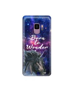 Husa Samsung Galaxy S9 G960 Lemontti Silicon Art Born To Wonder