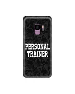 Husa Samsung Galaxy S9 G960 Lemontti Silicon Art Personal Trainer