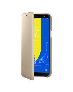 Husa Samsung Galaxy J6 (2018) Samsung Book Wallet Cover Gold