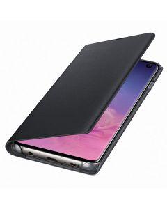 Husa Samsung Galaxy S10 G973 Samsung Book Led View Black